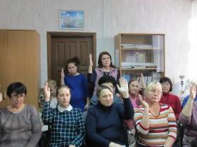30 ноября  состоялось собрание жителей д. Александровка СП Калтасинский сельсовет по поводу участия  в программе поддержки местных инициатив по вопросам благоустройства.