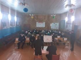 В д.Калмаш Калтасинского района прошло итоговое собрание ППМИ-2021.